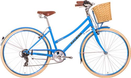 Raleigh SHERWOOD BLUE 2017 Hybrid bike