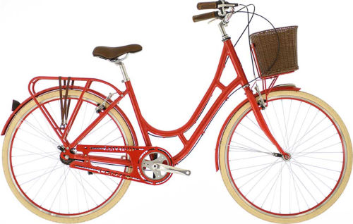 Raleigh SPIRIT SCARLET RED 2017 Hybrid bike