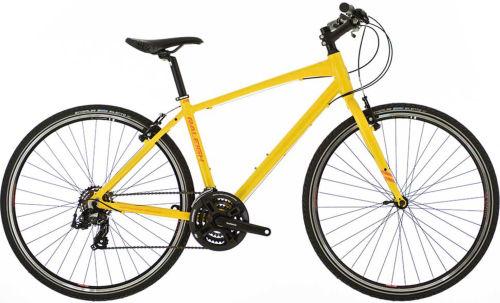 Raleigh STRADA 1 CROSSBAR FRAME YELLOW 2017 Hybrid bike