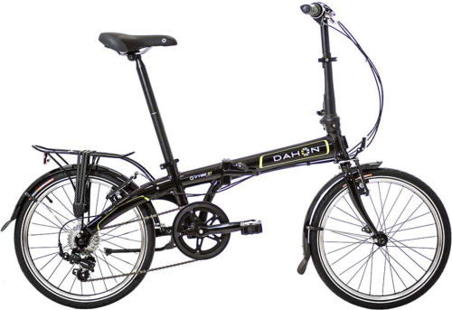 Raleigh VYBE D7 2017 Folding bike