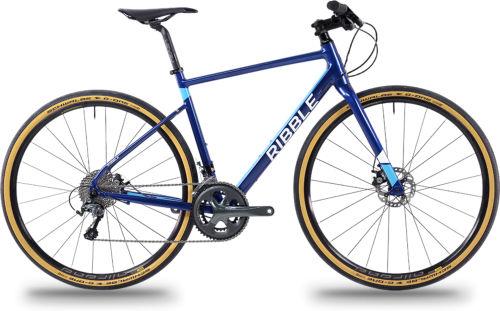 Ribble Flat Bar - Shimano Claris 2020 Cyclocross bike