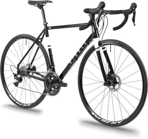 Ribble Black - Shimano Ultegra 2020 Endurance bike