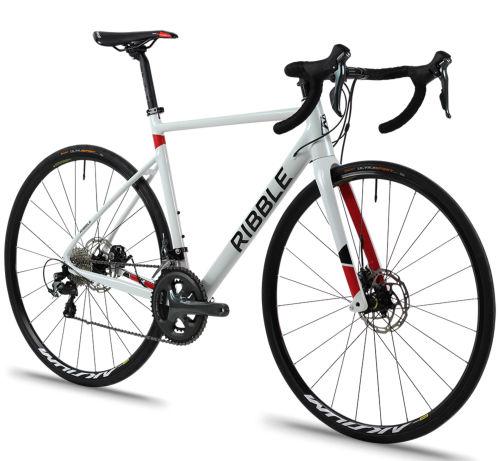 Ribble Endurance AL Disc - Shimano Tiagra 2020 Endurance bike