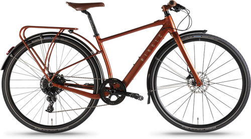 Ribble Copper - Fully Loaded Edition 2020 Hybrid bike