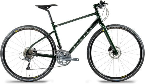 Ribble Hybrid AL Green - Commuter Edition 2020 Hybrid bike