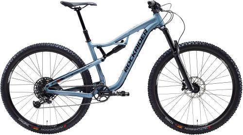 Rockrider AM 100 S 2020 Cross country (XC) bike