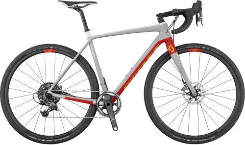 Scott Addict Gravel 10 Disc 2017 Cyclocross bike