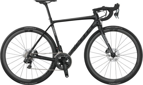 Scott Addict Premium Disc Di2 2017 Racing bike