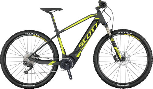 Scott E-Aspect 720 2017 Electric bike