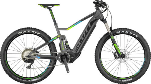 Scott E-Spark 720 Plus 2017 Electric bike