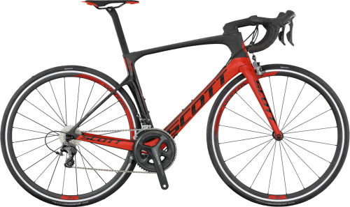 Scott Foil 20 2017 Aero Race bike