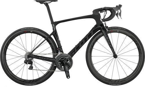 Scott Foil Premium 2017 Aero Race bike