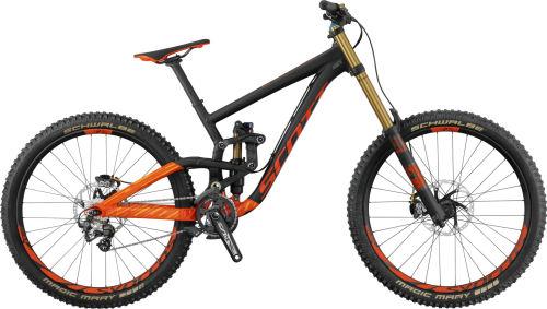 Scott Gambler 710 2017 Downhill bike