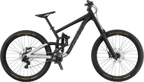 Scott Gambler 720 2017 Downhill bike