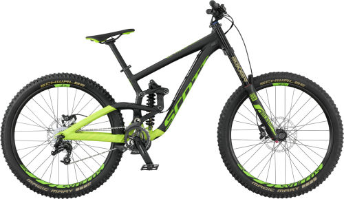 Scott Gambler 730 2017 Downhill bike