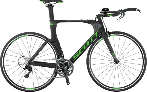 Scott Plasma 20 2017 Aero Race bike