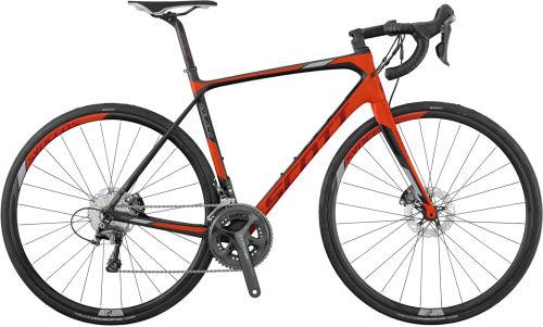 Scott Solace 10 Disc 2017 Endurance bike