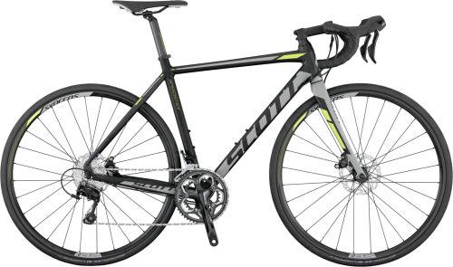 Scott Speedster 10 Disc 2017 Endurance bike