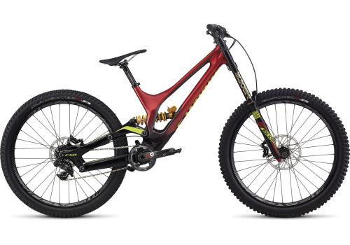 Specialized S-Works Demo 8 2017 Downhill bike