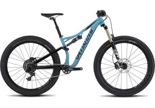 Specialized Rhyme FSR Comp 6Fattie 2017 Trail (all-mountain) bike