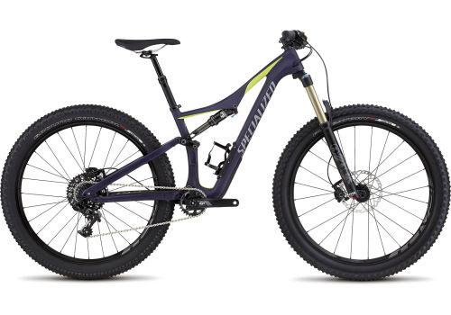 Specialized Rhyme FSR Comp Carbon 6Fattie 2017 Trail (all-mountain) bike