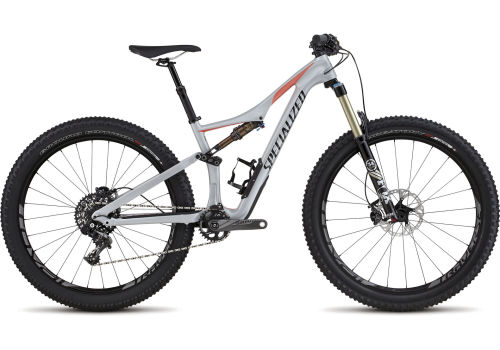 Specialized Rhyme FSR Expert Carbon 6Fattie 2017 Trail (all-mountain) bike