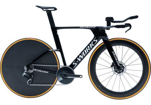 Specialized S-Works Shiv TT Disc 2020 Racing bike