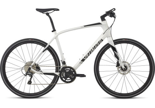Specialized Sirrus Comp Carbon 2017 Fitness bike