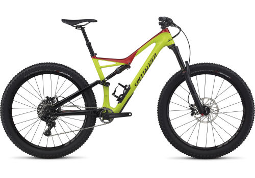 Specialized Stumpjumper FSR Comp Carbon 6Fattie 2017 Trail (all-mountain) bike
