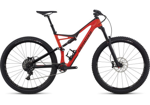 Specialized Stumpjumper FSR Expert Carbon 29 2017 Trail (all-mountain) bike