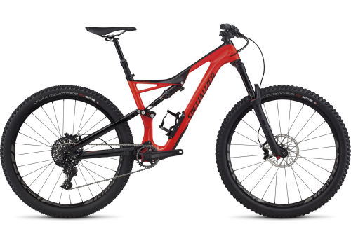 Specialized Stumpjumper FSR Expert Carbon 650b 2017 Trail (all-mountain) bike
