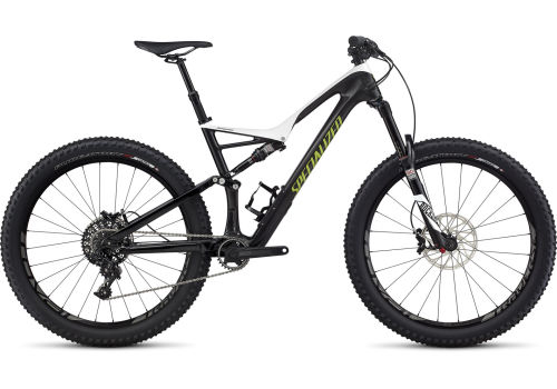 Specialized Stumpjumper FSR Expert Carbon 6Fattie 2017 Trail (all-mountain) bike