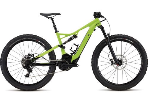 Specialized Turbo Levo FSR Comp 6Fattie 2017 Electric bike