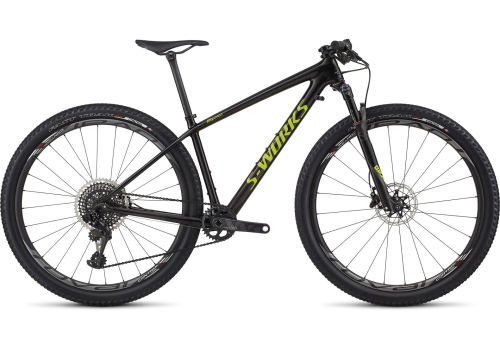 Specialized Women's S-Works Epic Hardtail World Cup 2017 Cross country (XC) bike