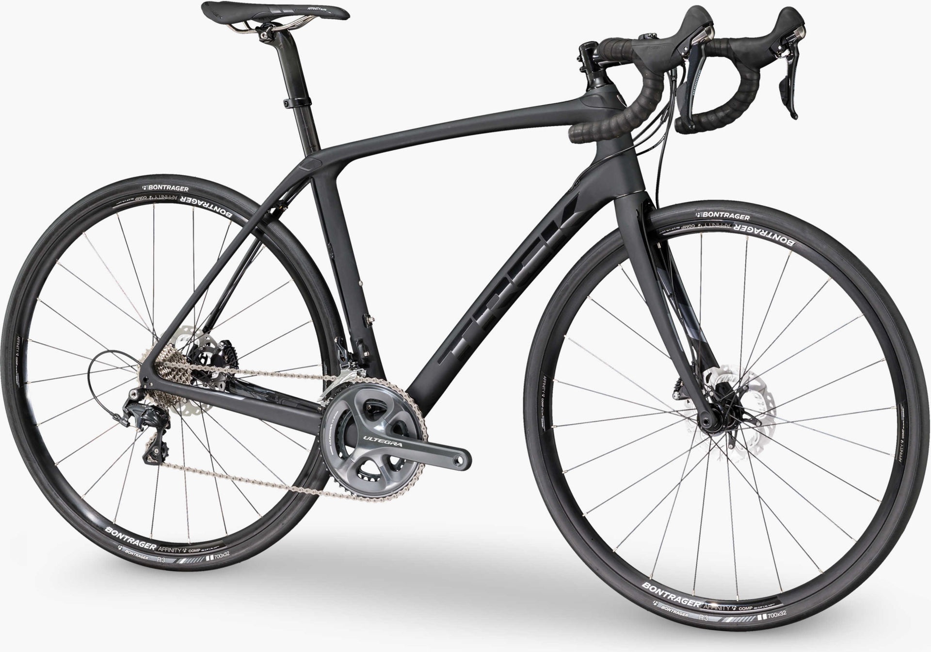 Trek Domane Slr 6 Disc 2017 Racing Bike