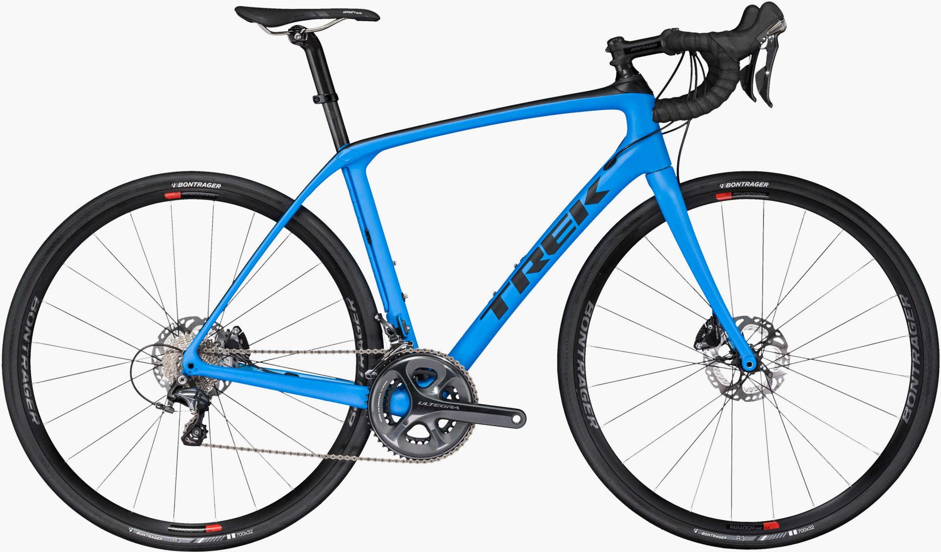 Trek Domane Slr 6 Disc 2017 Racing Bike
