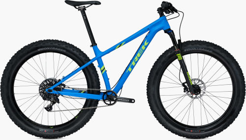 Trek Farley 9 2016 Fat bikes bike