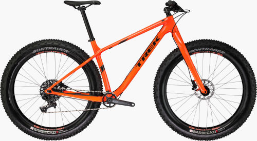 Trek Farley 9.6 2017 Fat bikes bike