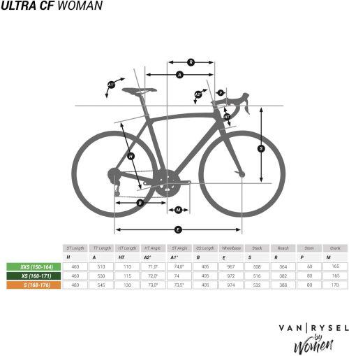 Van Rysel VAN RYSEL  Ultra RCR CF 105 2020 Touring bike